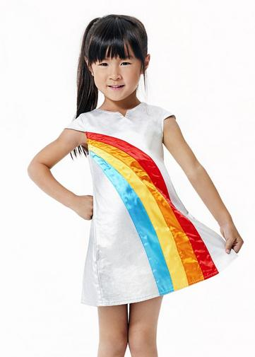 Regenboogjurkje K3